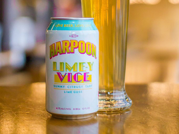 Harpoon Lime-y Vice