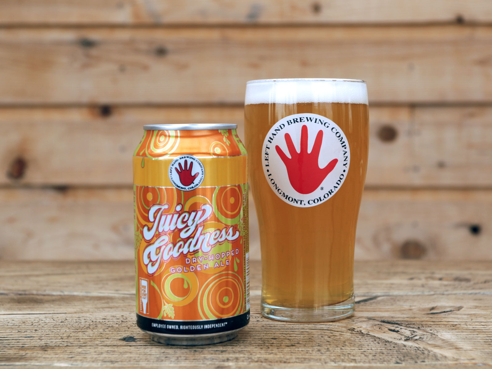 Left Hand Brewing Juicy Goodness