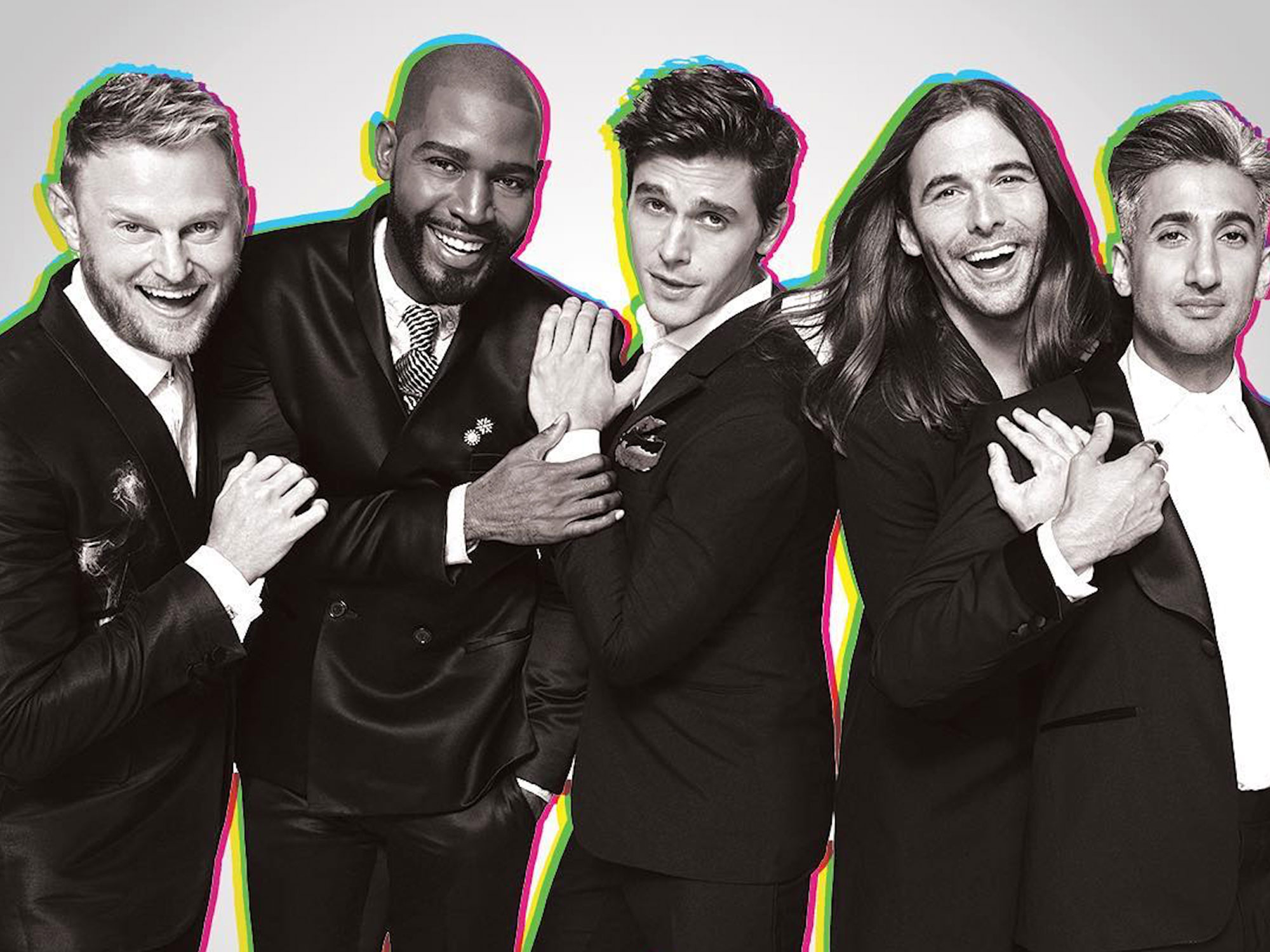 The Food On 'Queer Eye' Is Basically All Breakfast