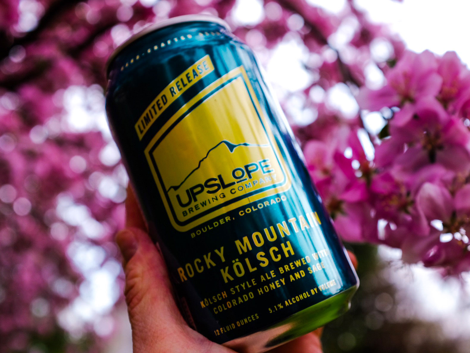 Rocky Mountain Kölsch by Upslope