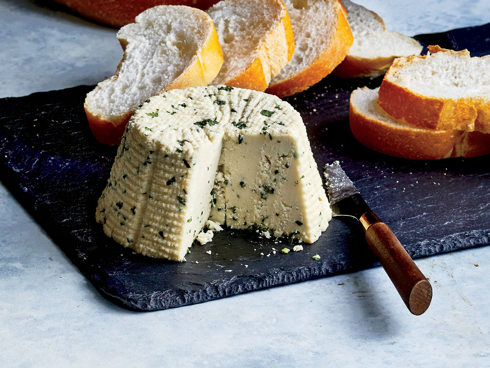 Herbed Queso Fresco