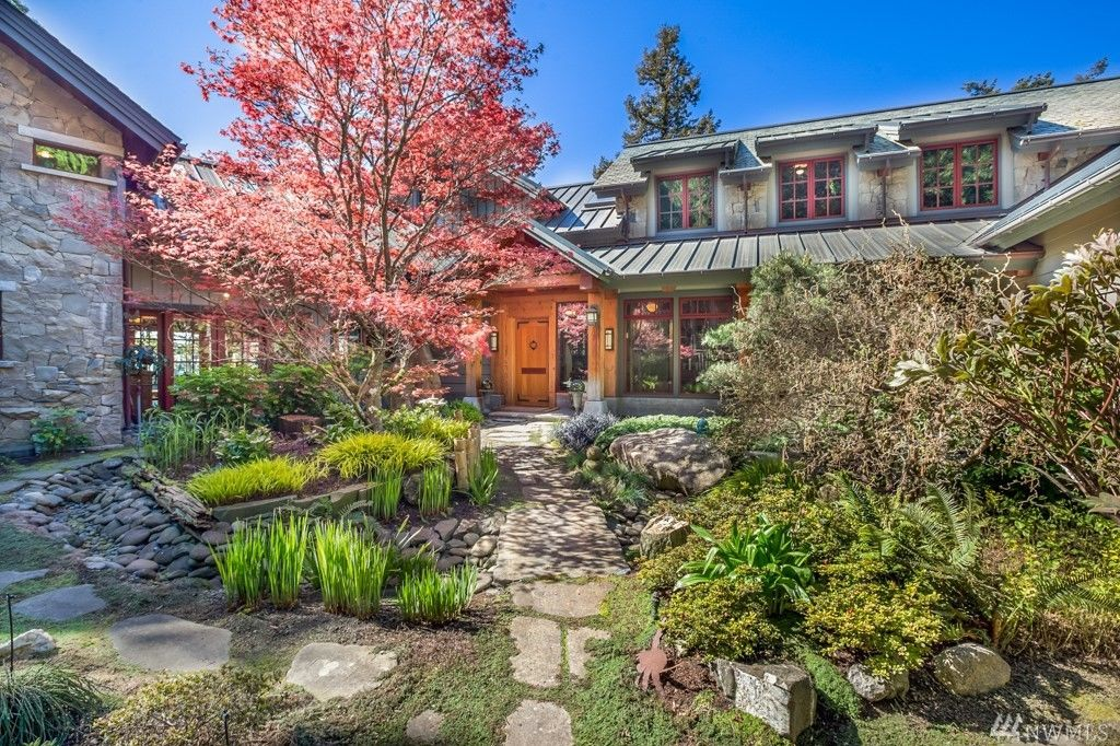 Oprah Orcas Island Home Front