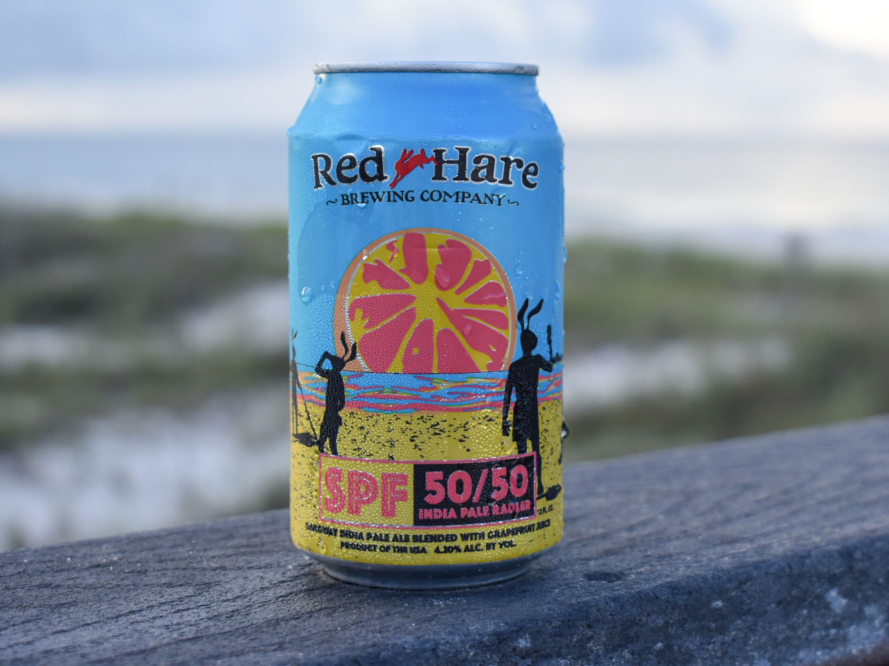 Red Hare Brewing - SPF 50/50