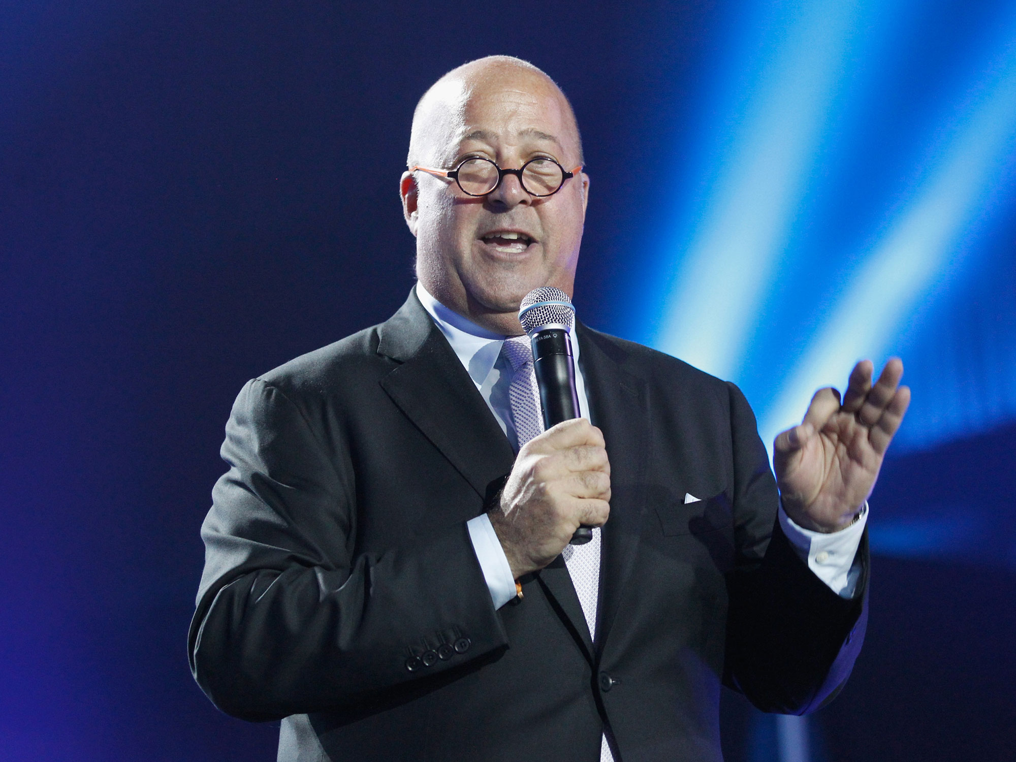 Andrew Zimmern Says Food Trends Don't Matter Because the Planet Is Dying