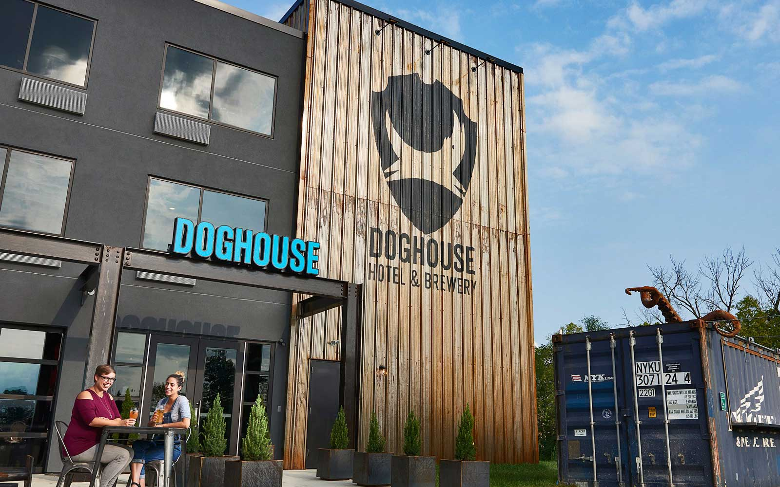 The DogHouse exterior