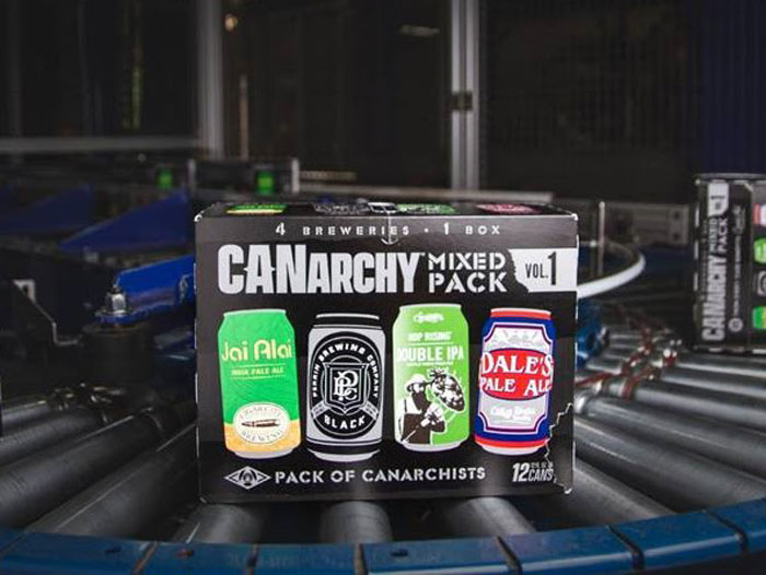 CANarchy Mixed Beer Pack