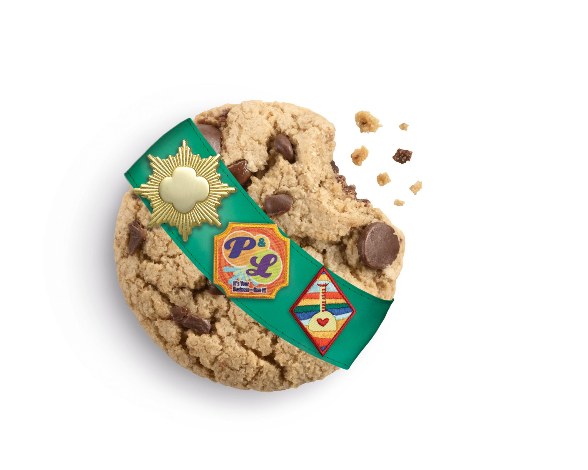 The Girl Scouts Just Added a New Salty-Sweet Cookie Flavor to the Lineup