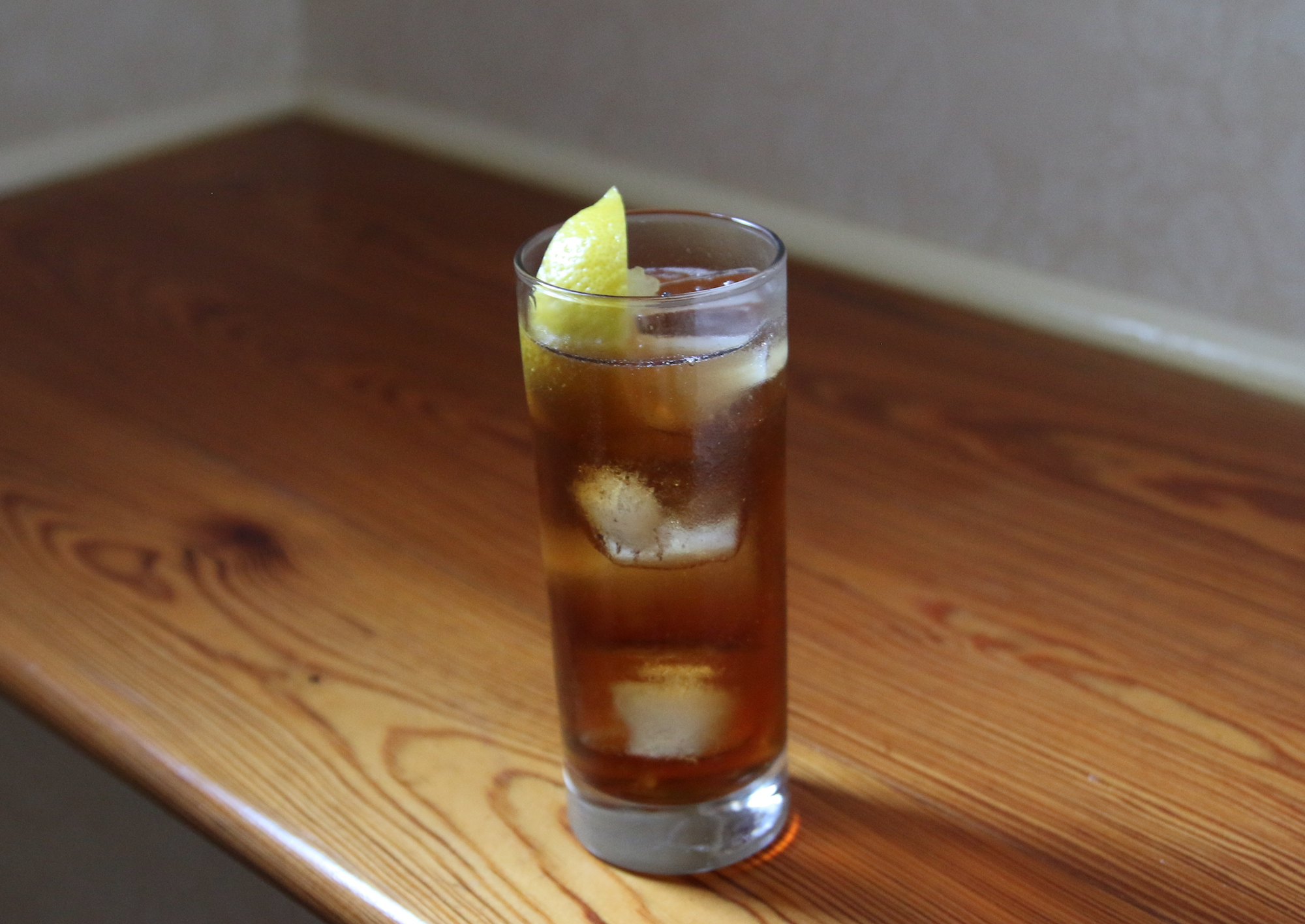 Sherry Highball