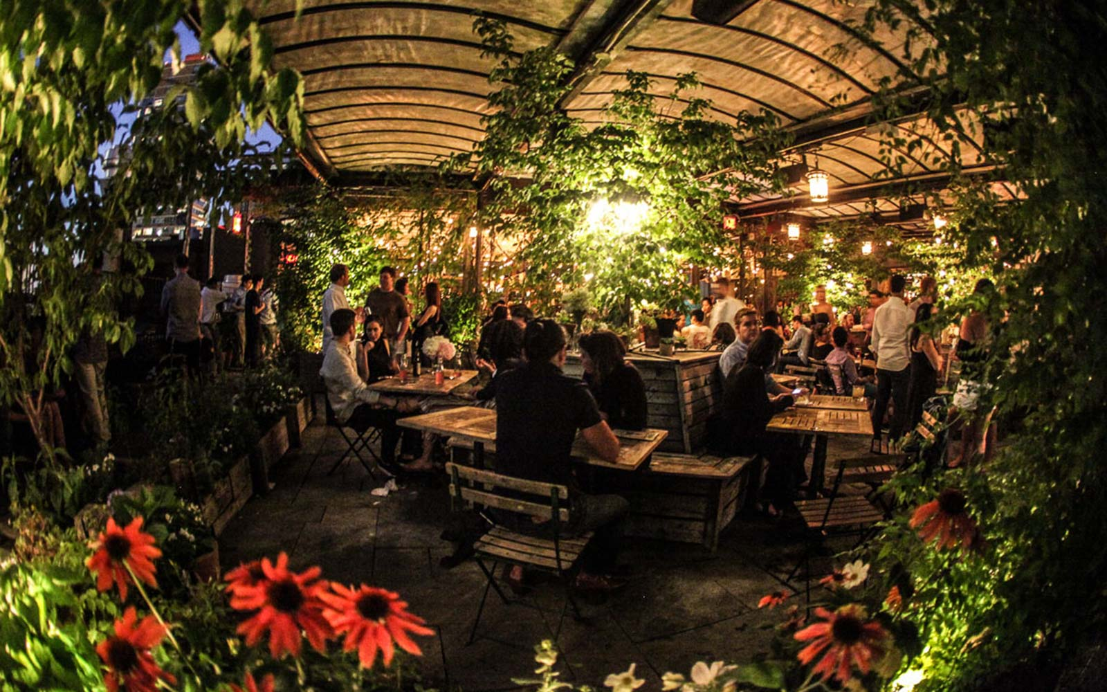 Gallow Green, McKittrick Hotel: Chelsea