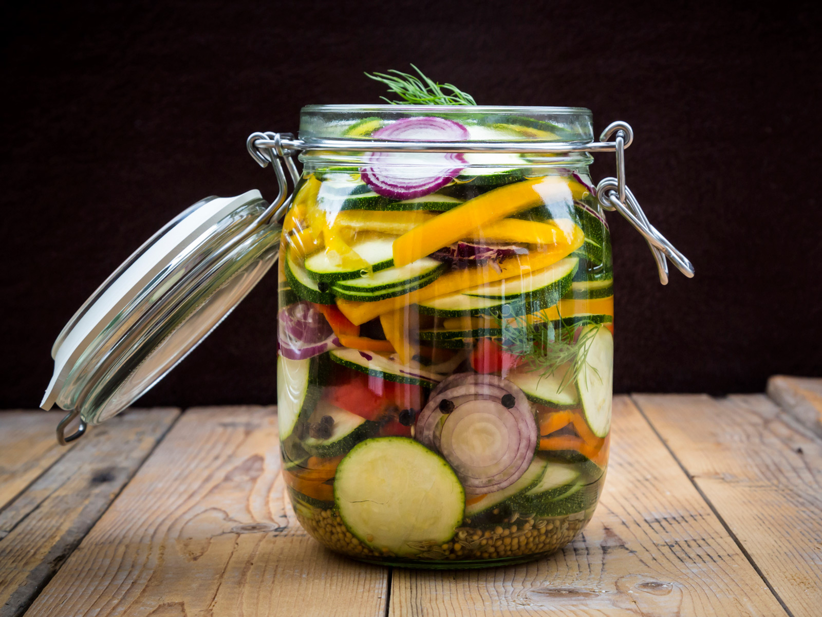 Make Pickles from Your Leftover Vegetables, Feel Less Guilty About Food Waste