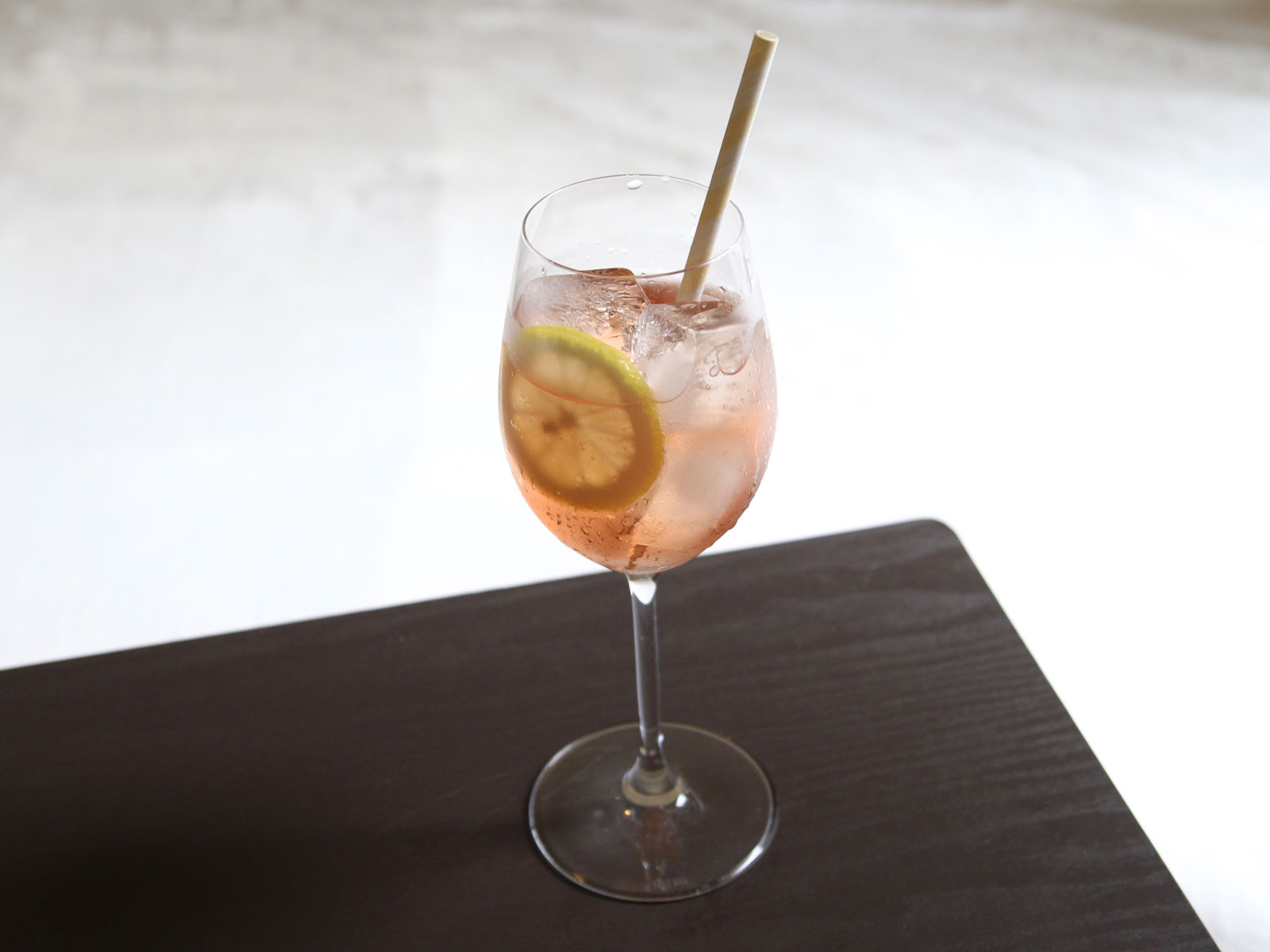 Pink Elderflower Spritz