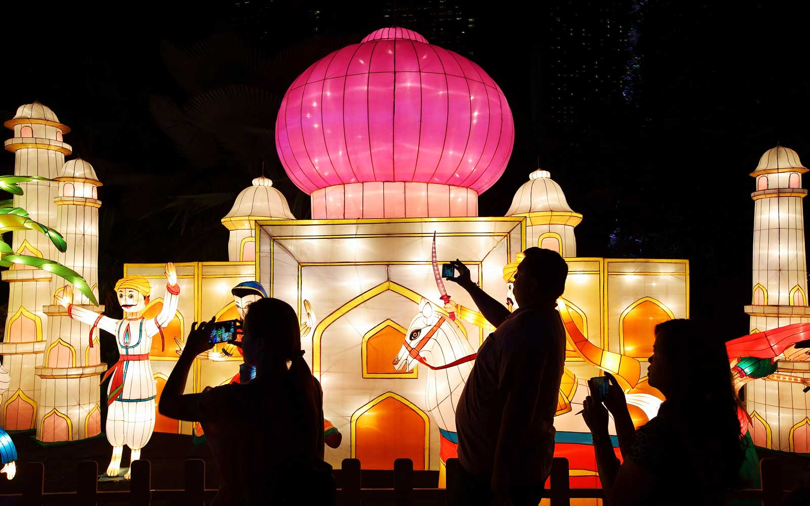 Singapore, The Mid-Autumn festival