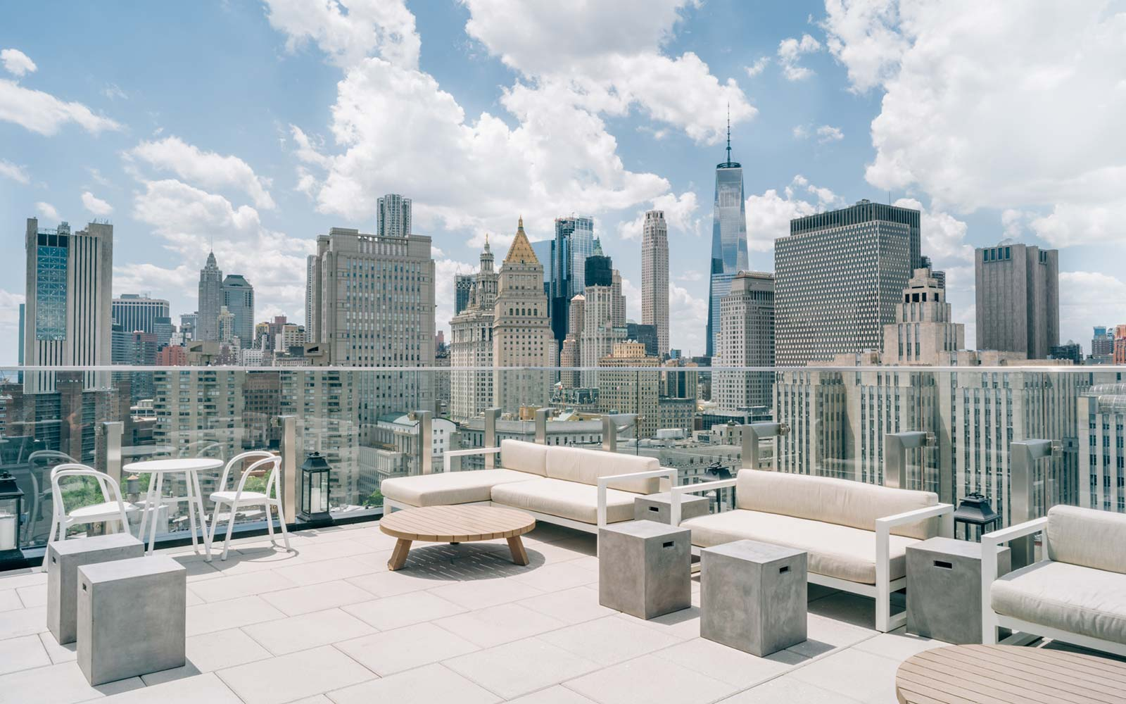 Hotel 50 Bowery The Crown Rooftop New York