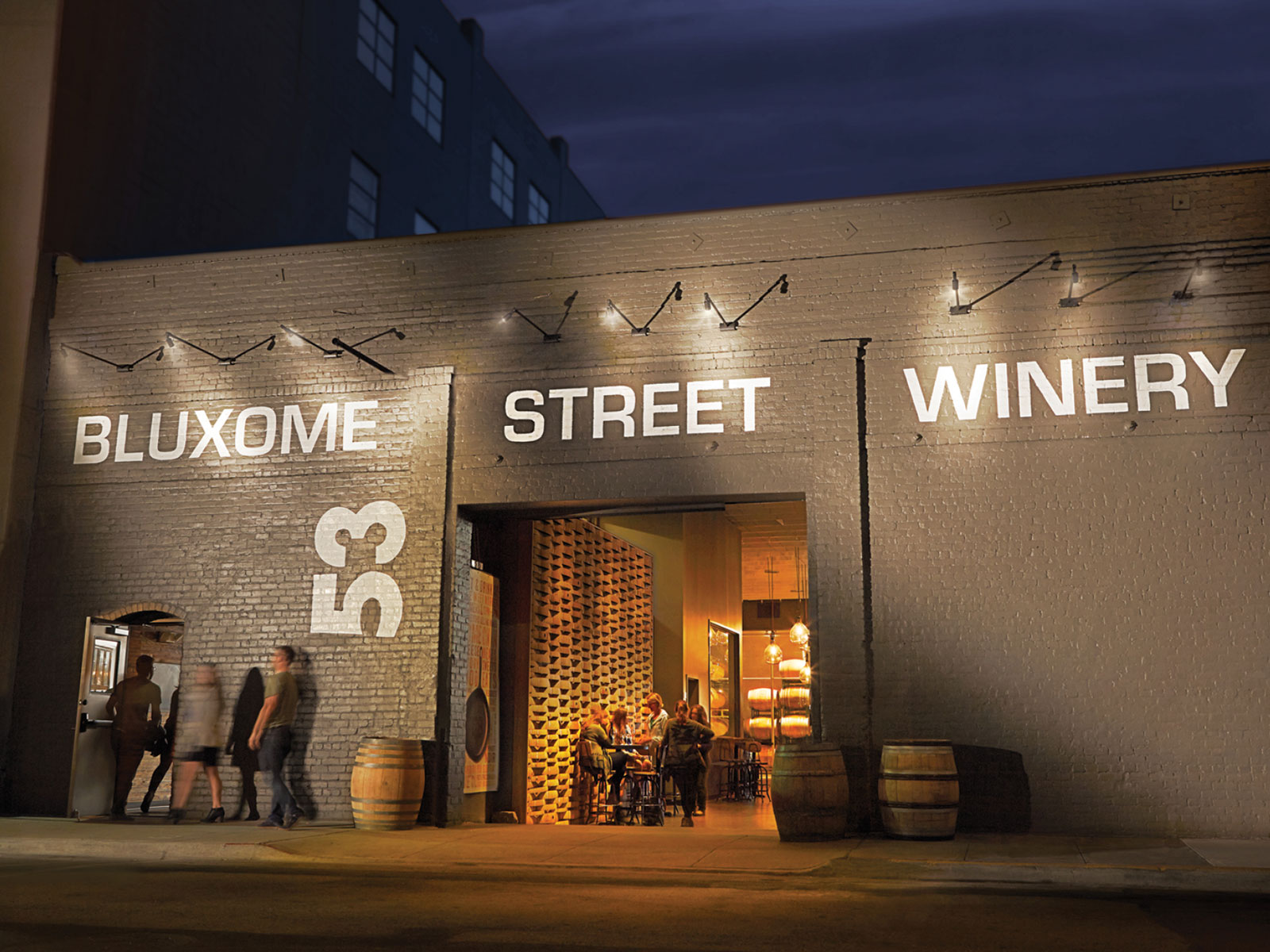 Bluxome Street Winery