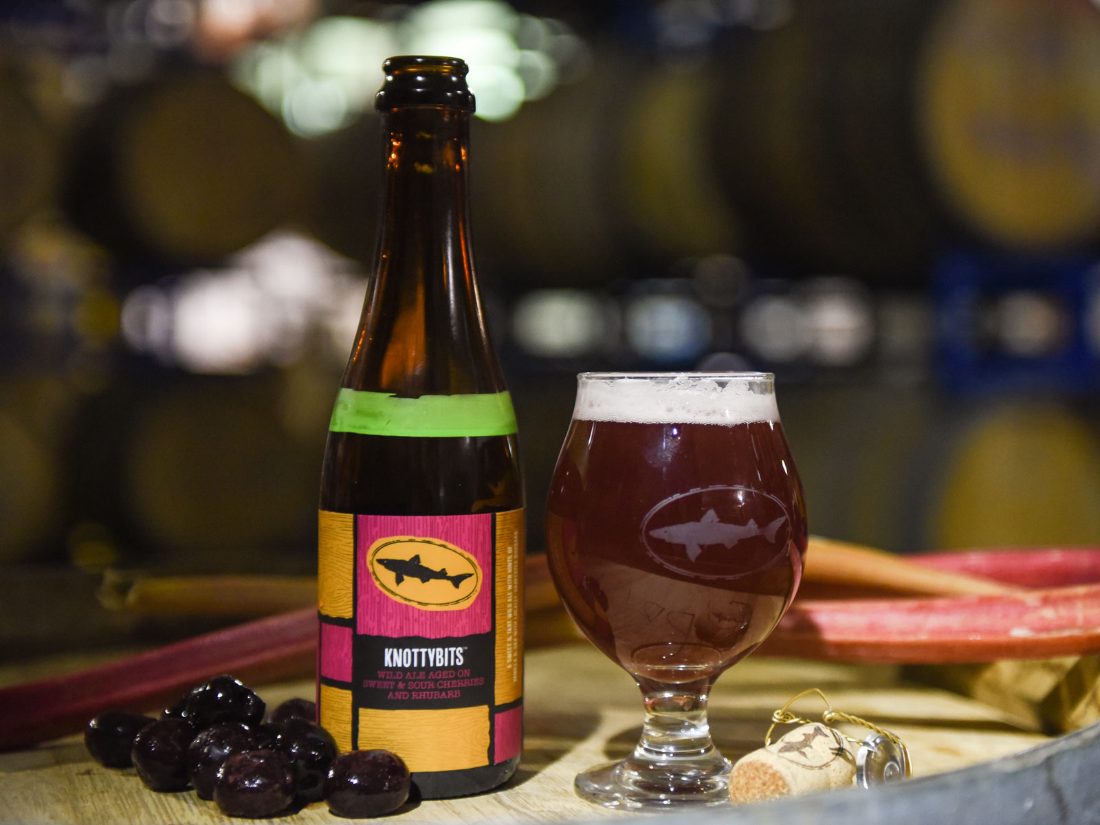 Dogfish Head KnottyBits