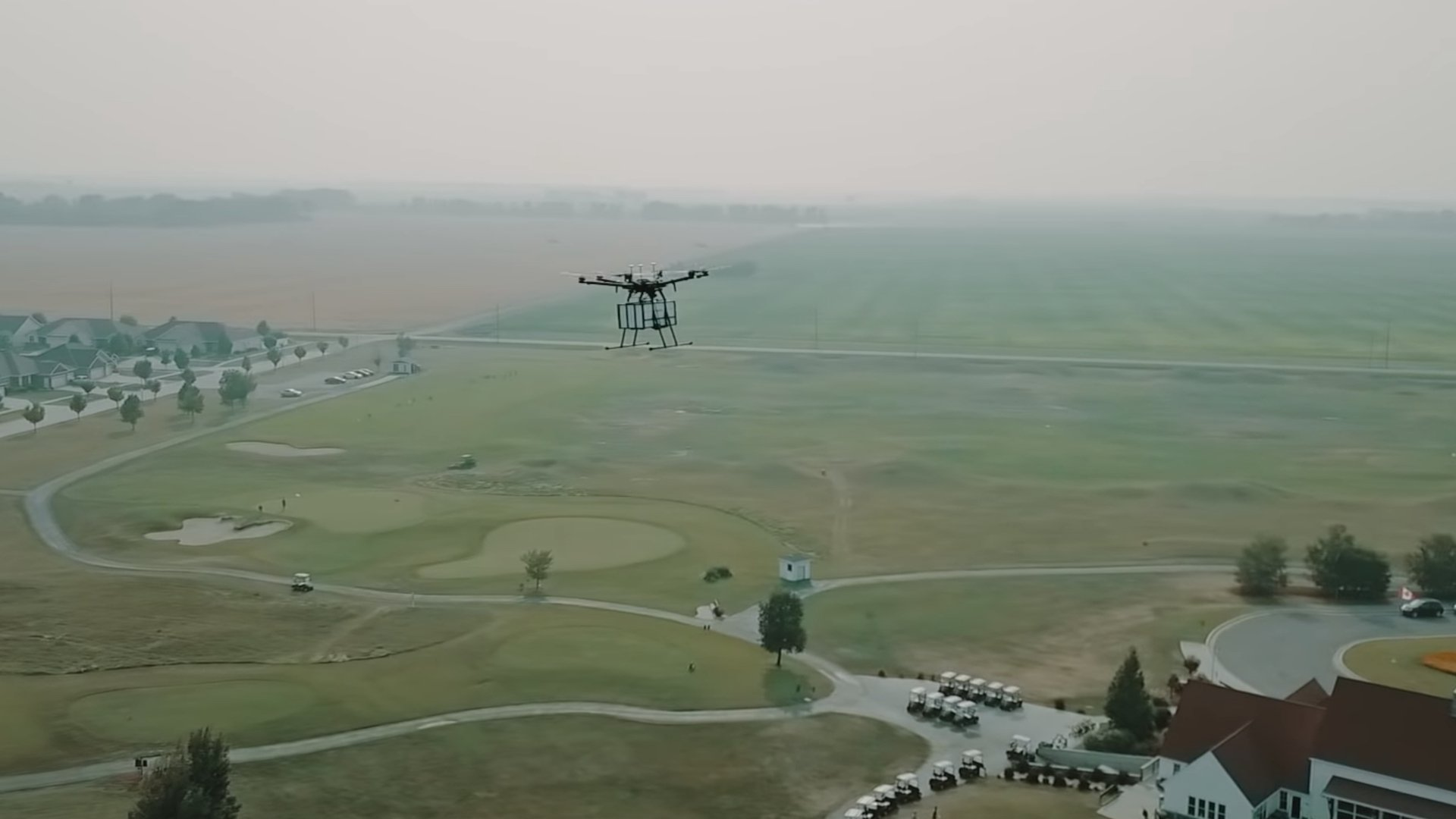 Flytrex Launches Aerial Food Delivery by Drone in North Dakota