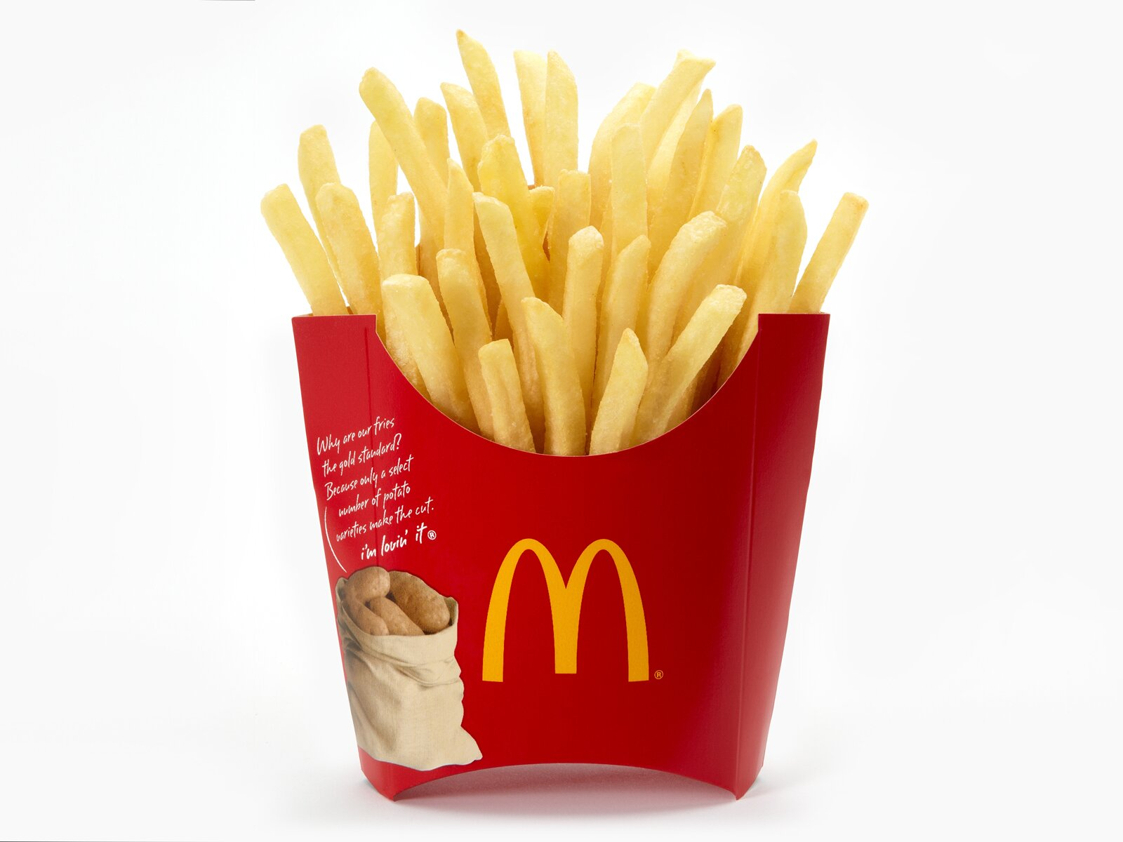 How To Get Free Mcdonald S French Fries All Month Food Wine
