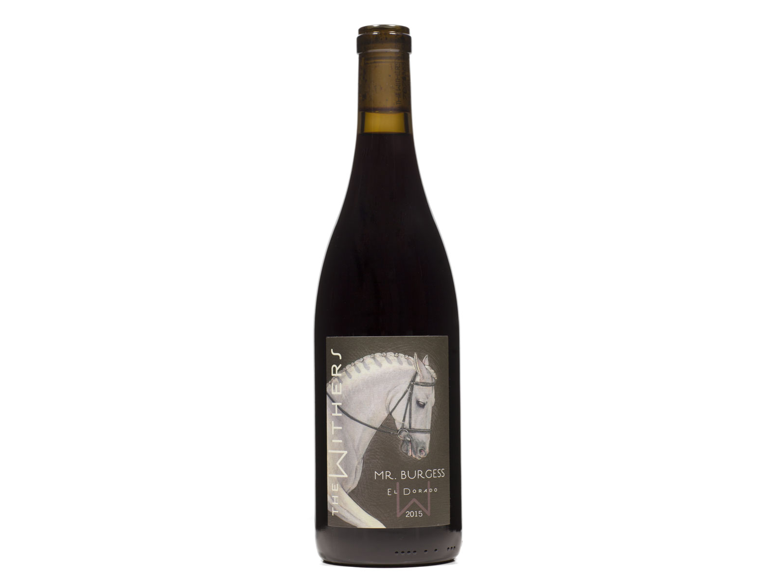 2015 The Withers Mr. Burgess Syrah Blend