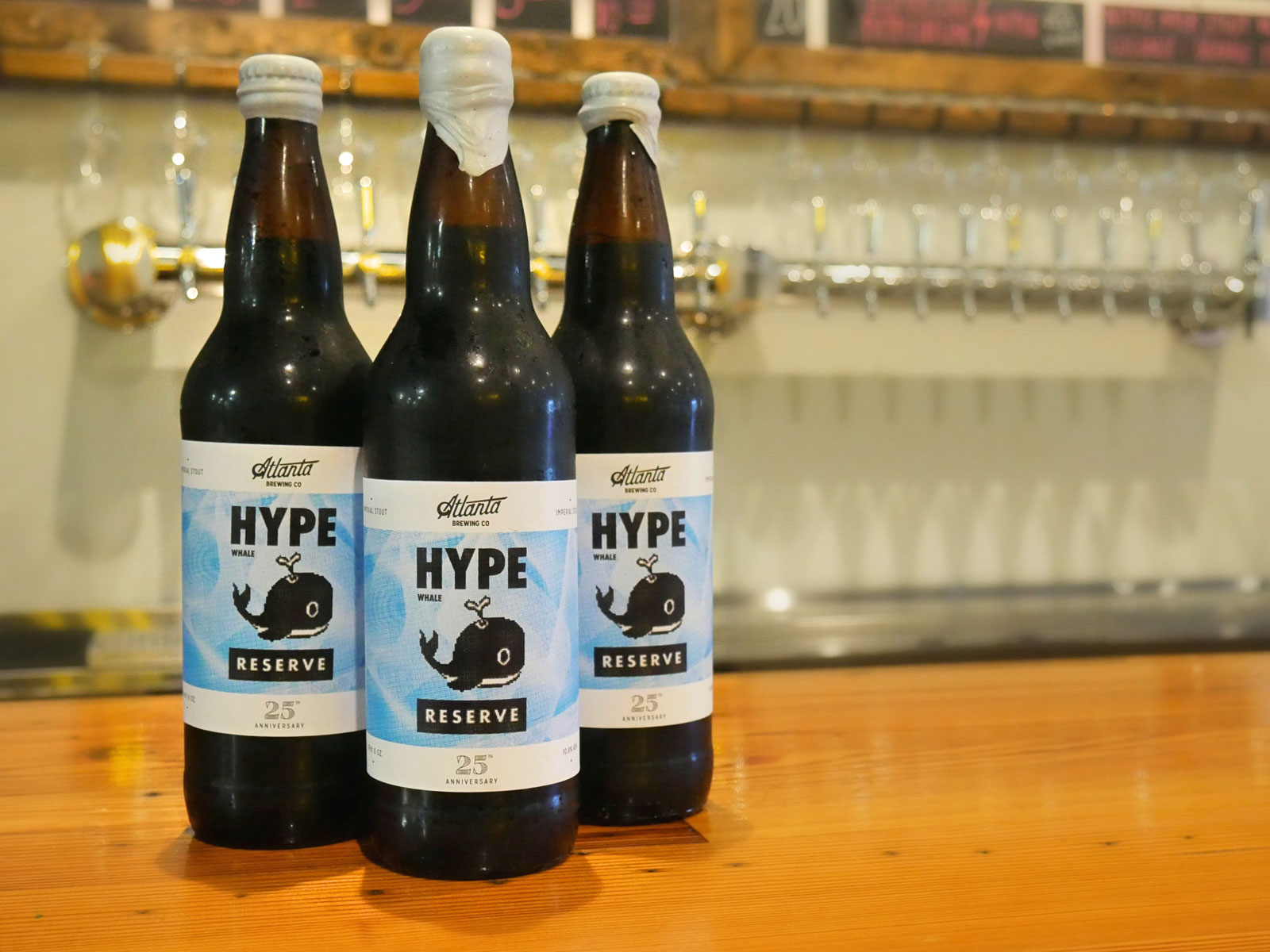 Atlanta Brewing - Hype Whale Reserve