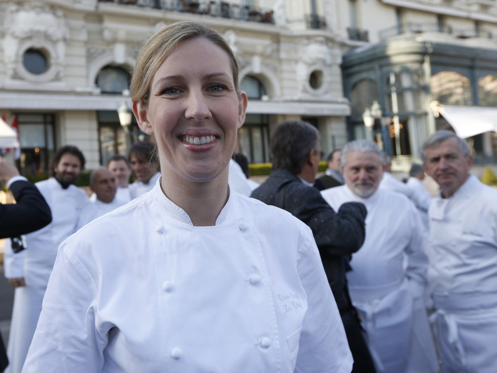 Clare Smyth, best female chef award