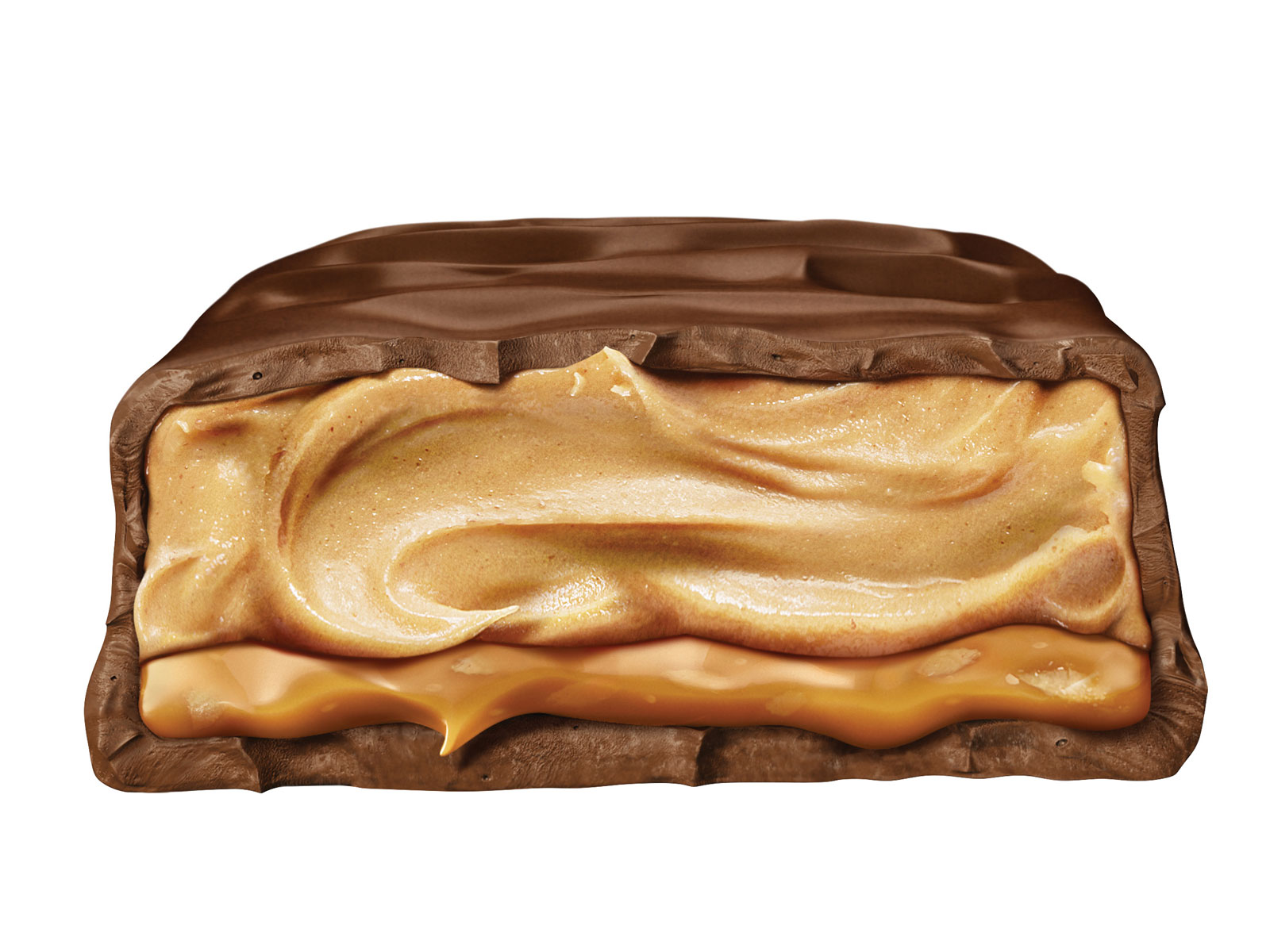 Creamy Peanut Butter Snickers