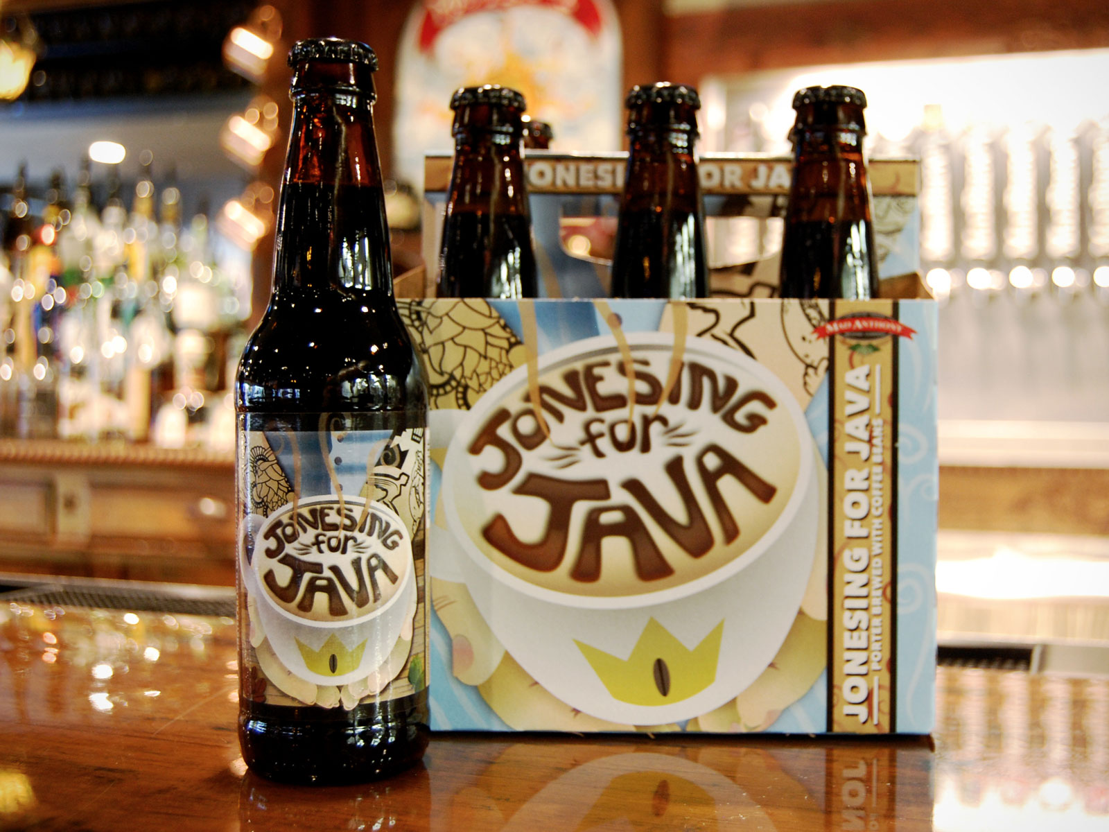Mad Anthony Brewing - Jonesing for Java Imperial Porter