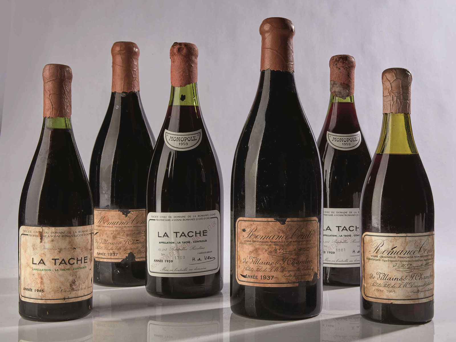 Robert Drouhin Wine Auction
