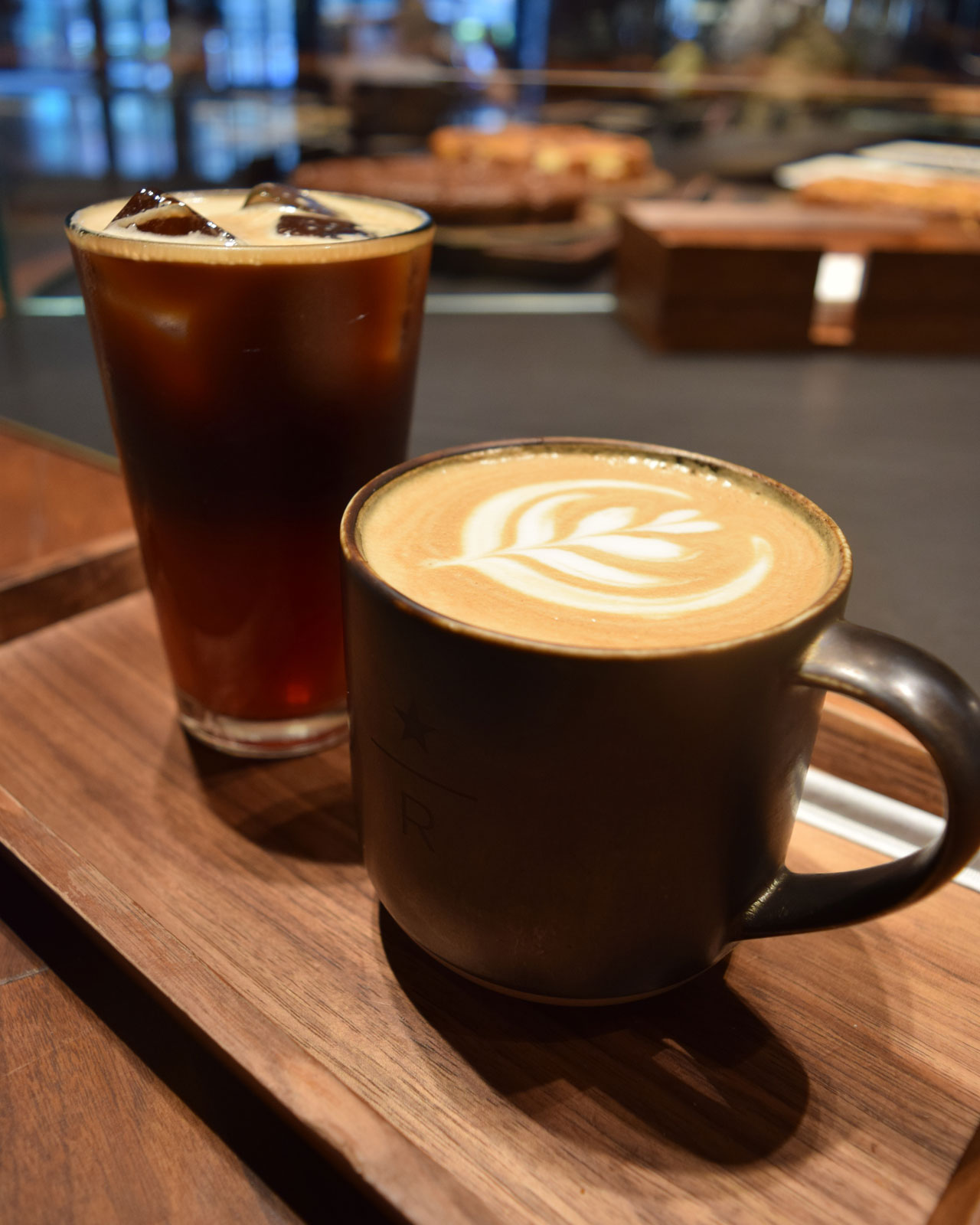 Starbucks Reserve Shanghai Drinks
