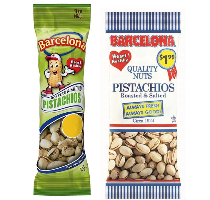 Snack-Size Packages of Pistachios Are Being Recalled Over Salmonella Concerns