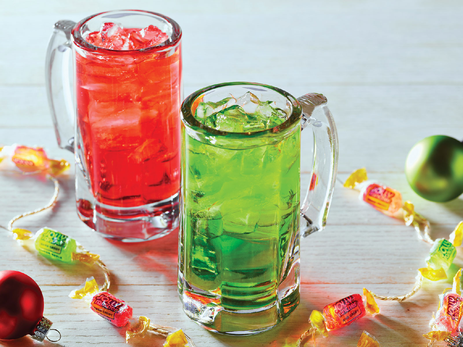 Applebee's Jolly Rancher Cocktail