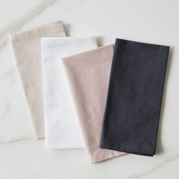 Cotton Dinner Party Napkins