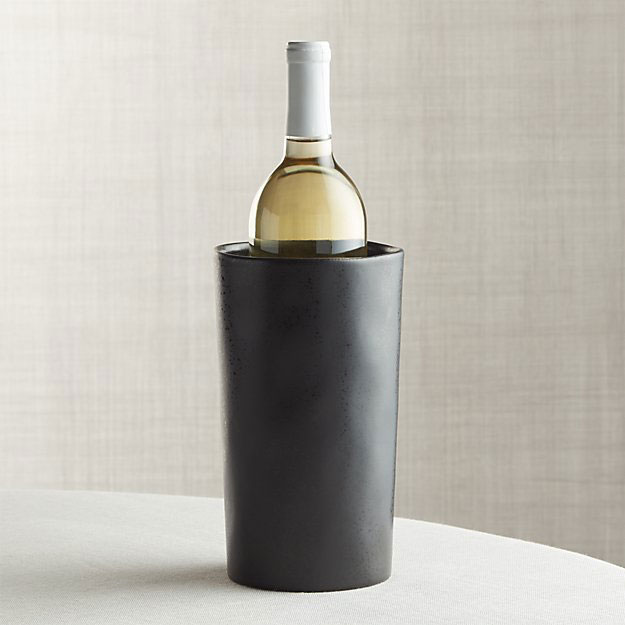 Crate and Barrel Wine Chiller