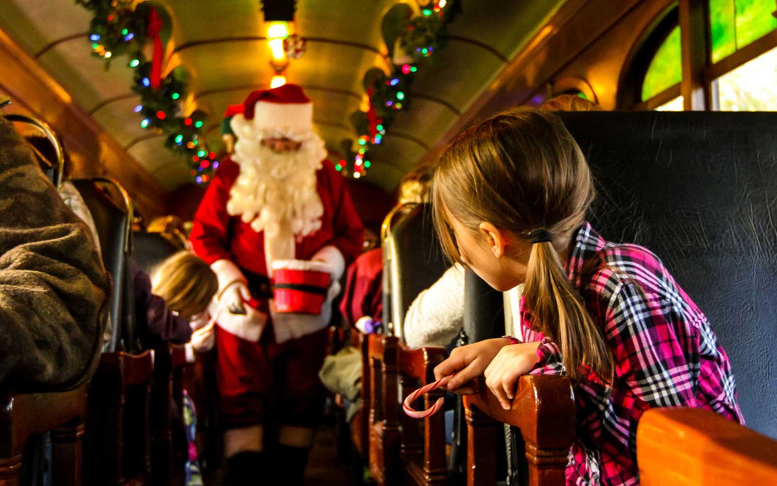 The Holiday Express 1880 Train: South Dakota