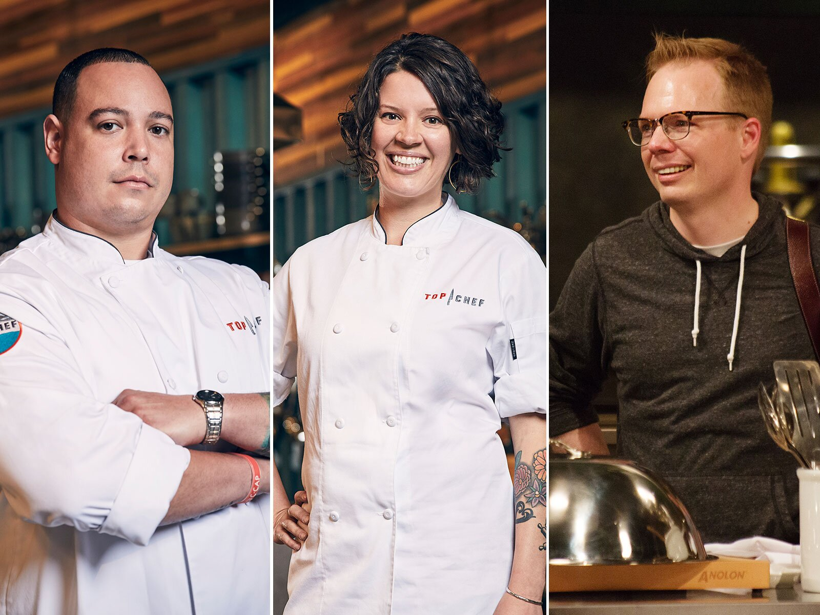 Here Are The Former Top Chef Contestants Returning For Last Chance Kitchen Food Wine