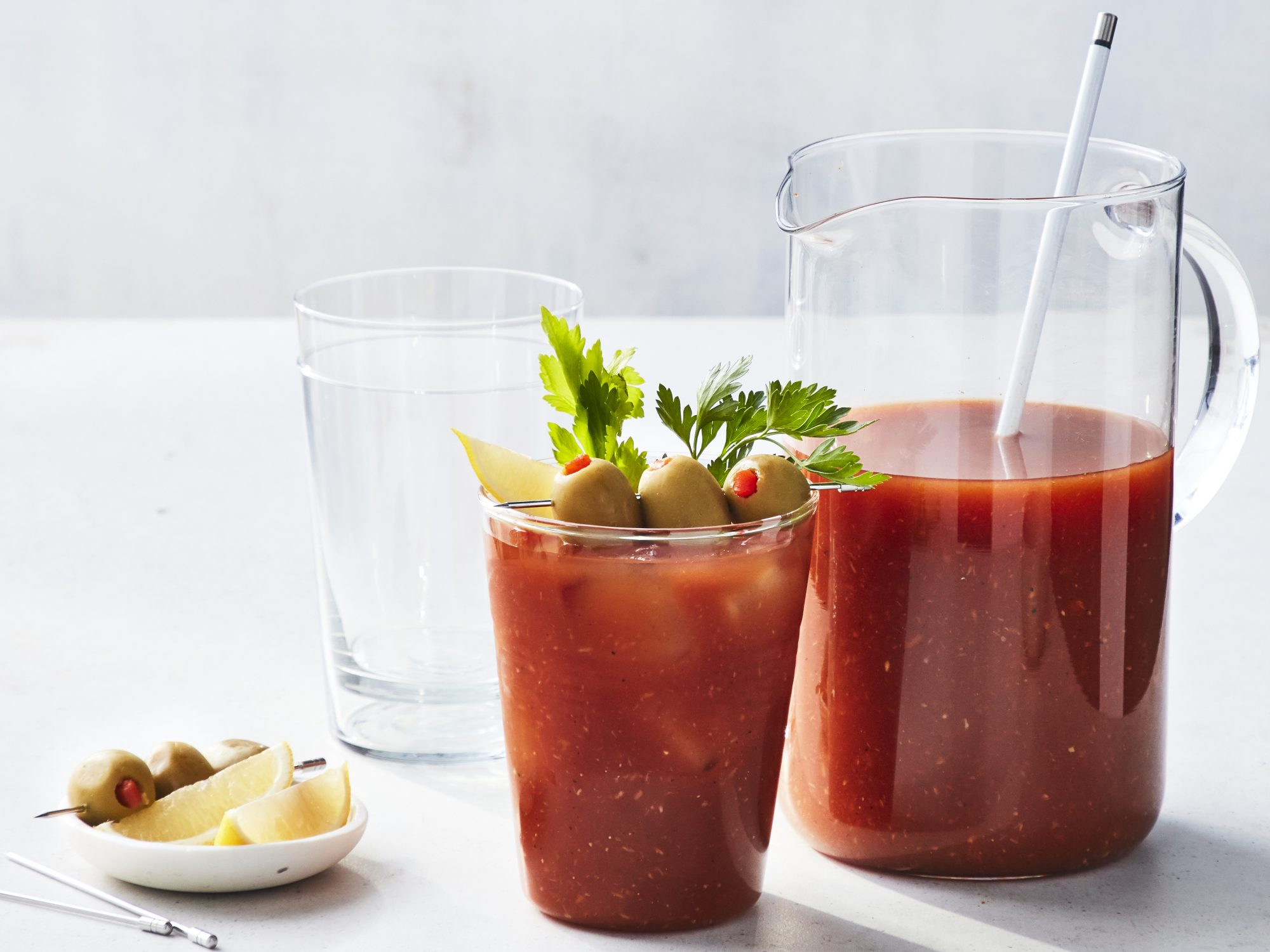 Big-Batch Bloody Marys