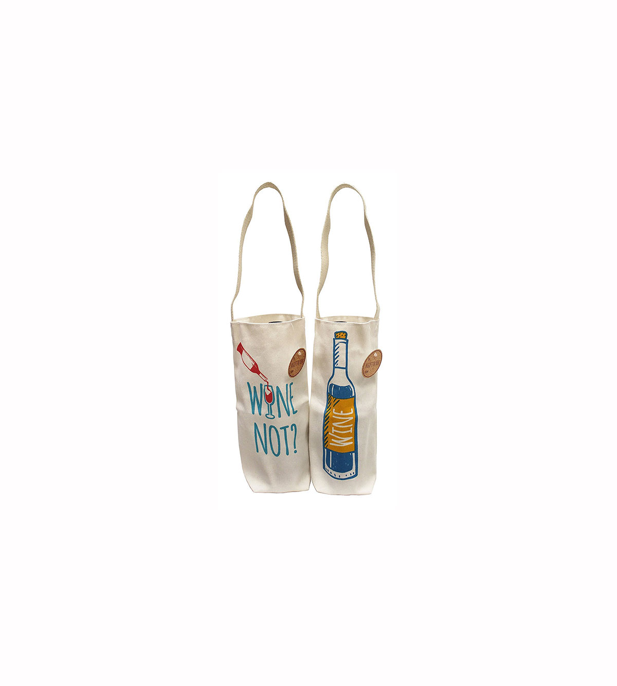 Earthwise Wine Tote