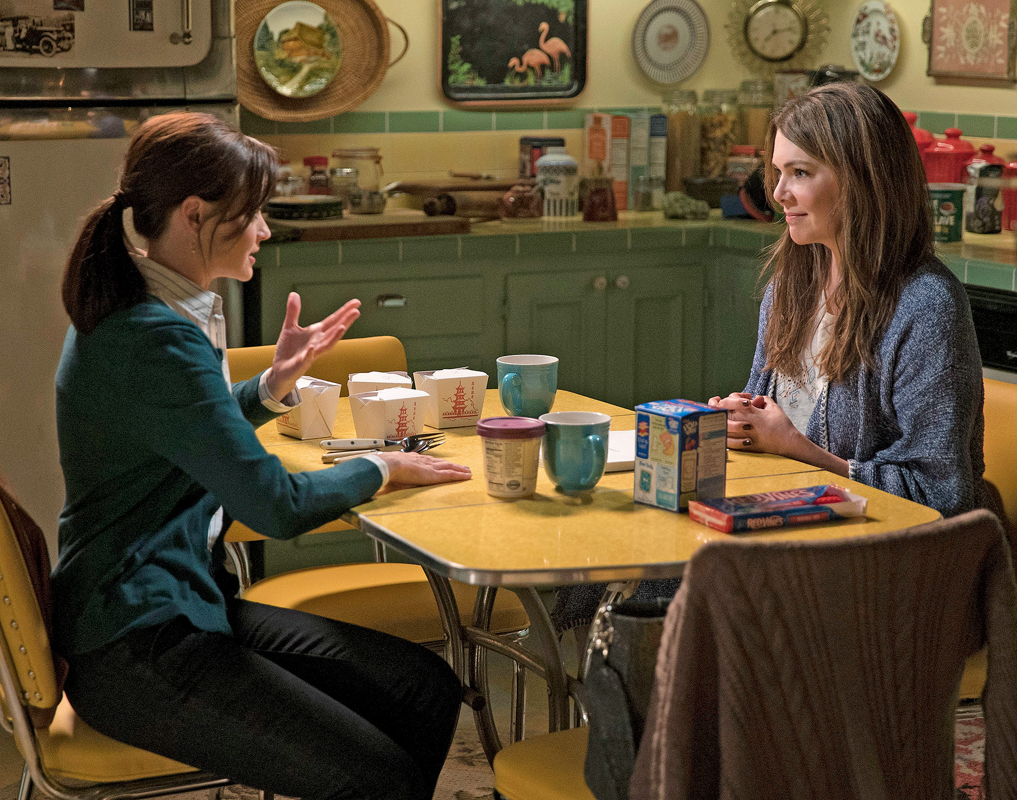 Calling All Gilmore Girls Fans! You Can Soon Eat Lunch at Lorelai's Actual House