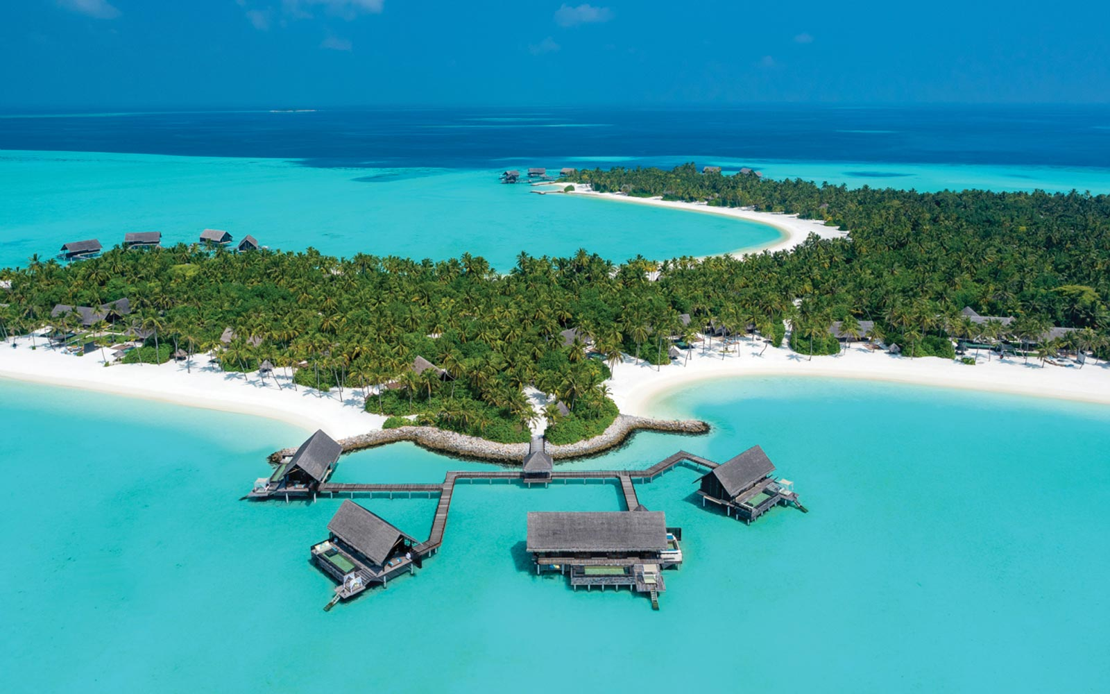 One & Only Reethi Rai, in the Maldives