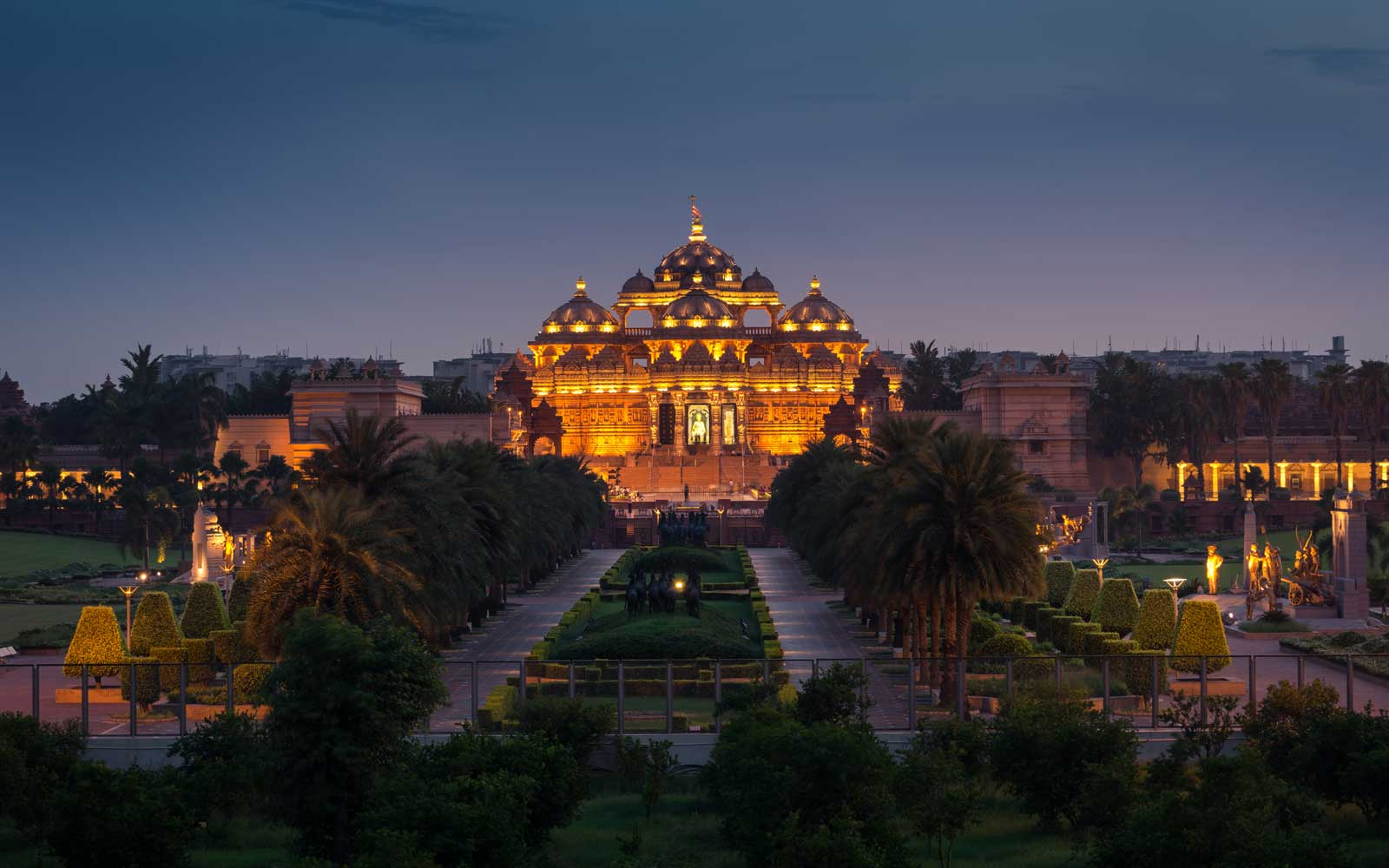 Take a trip to Delhi, India from the U.S. starting at $450 round-trip.