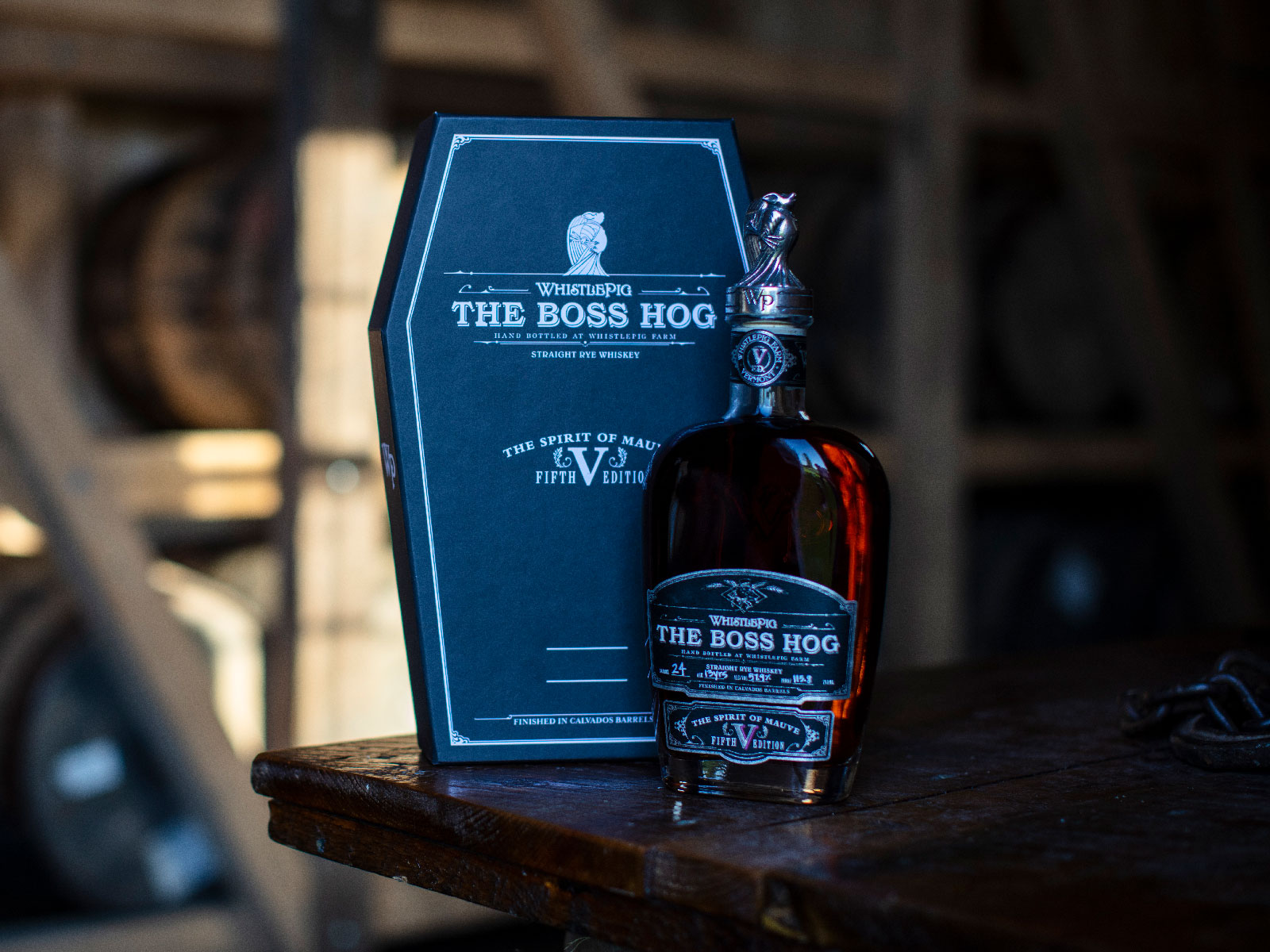 WhistlePig The Boss Hog V The Spirit of Mauve