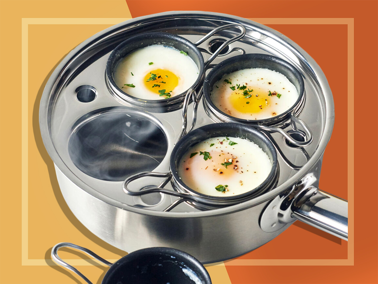 Valentine's Day Gifts | Egg Poaching Pan