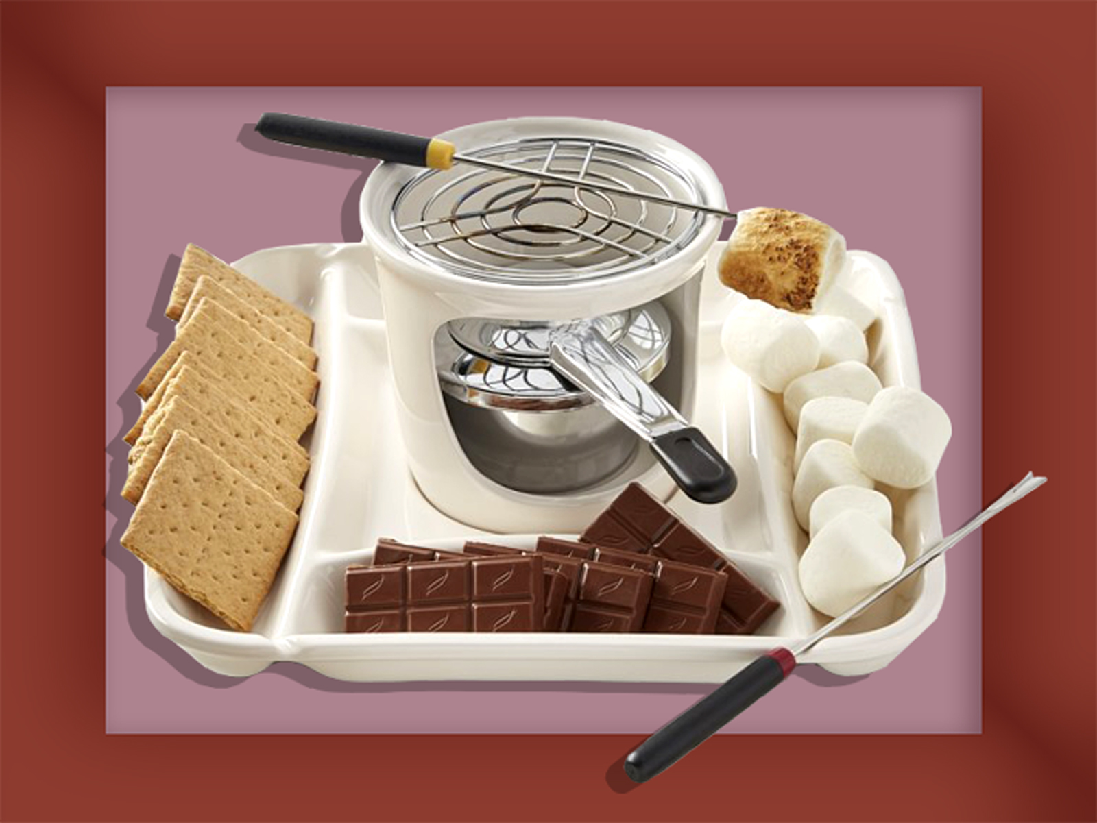 Valentine's Day Gifts | S'mores Kit