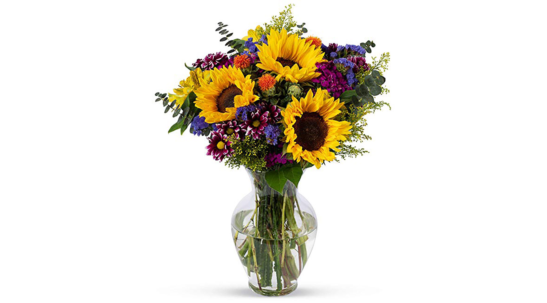 Amazon Curated Flowers