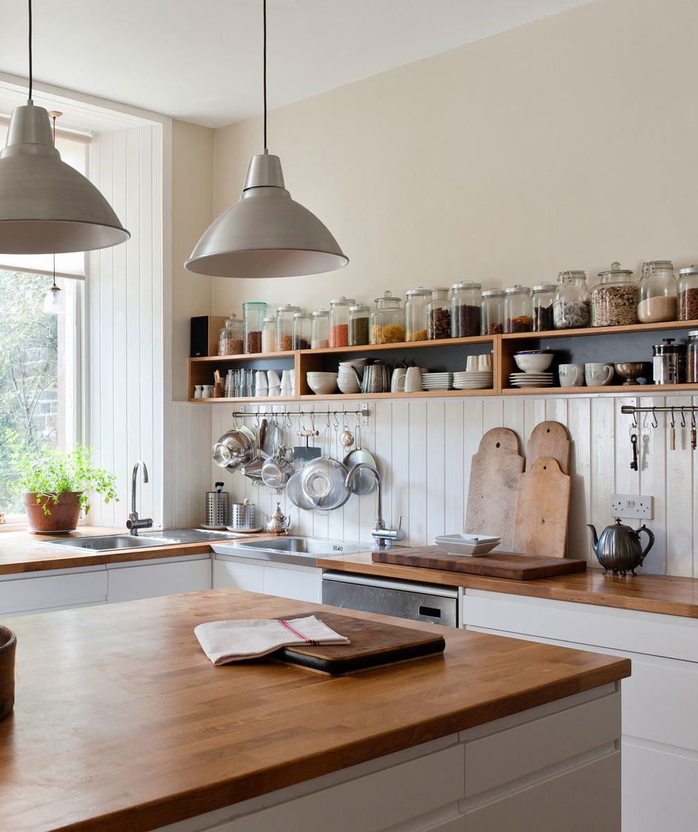 Dreaming of a Butcher Block Countertop? Here's What You Need to Know First