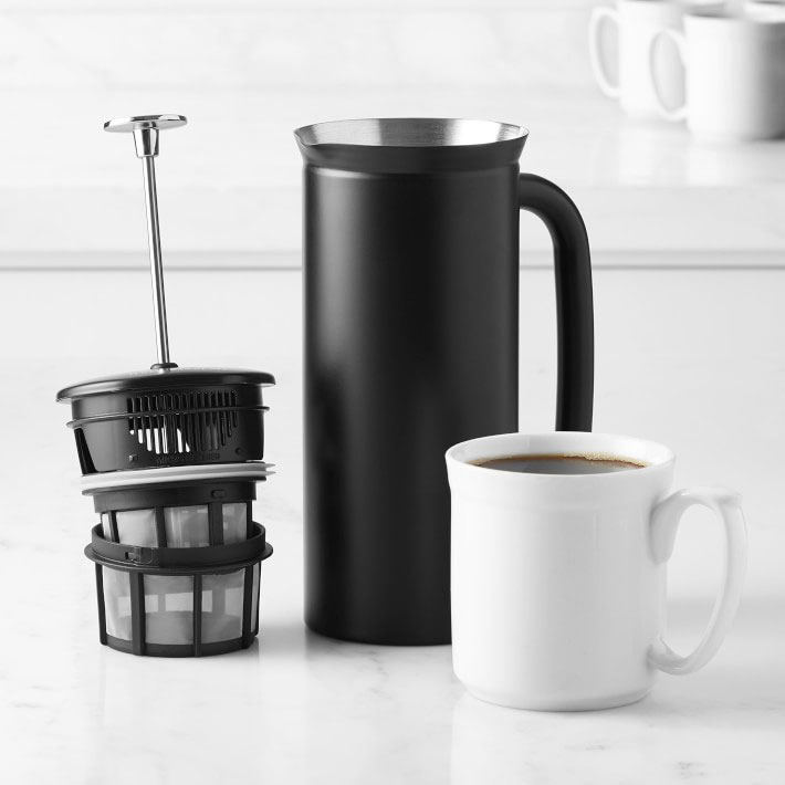 Espro Matte Black French Press