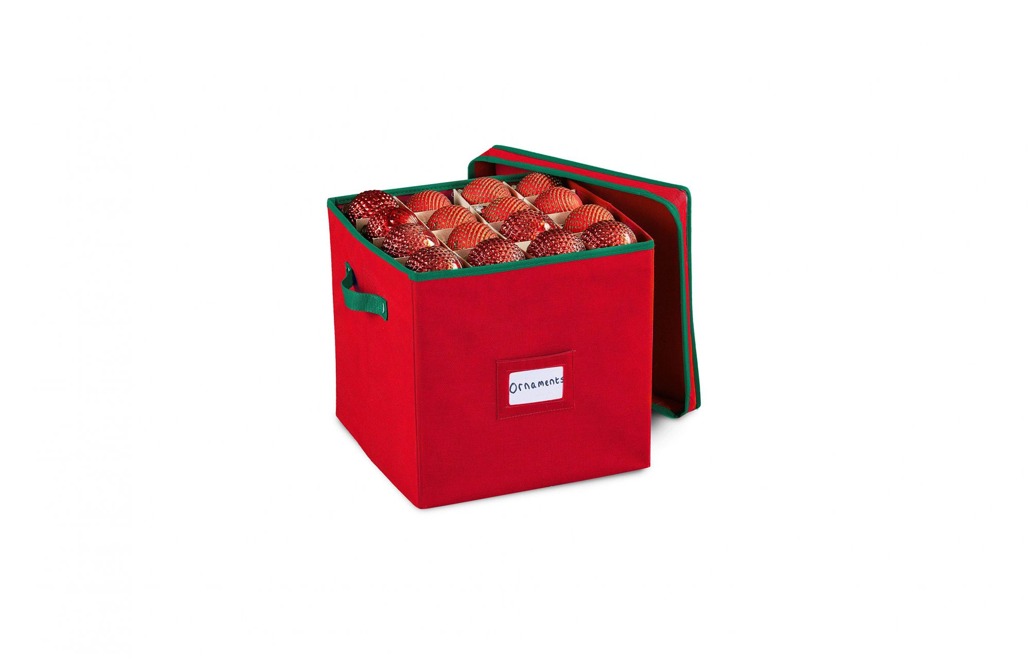 Pakkin Christmas Ornament Storage Box