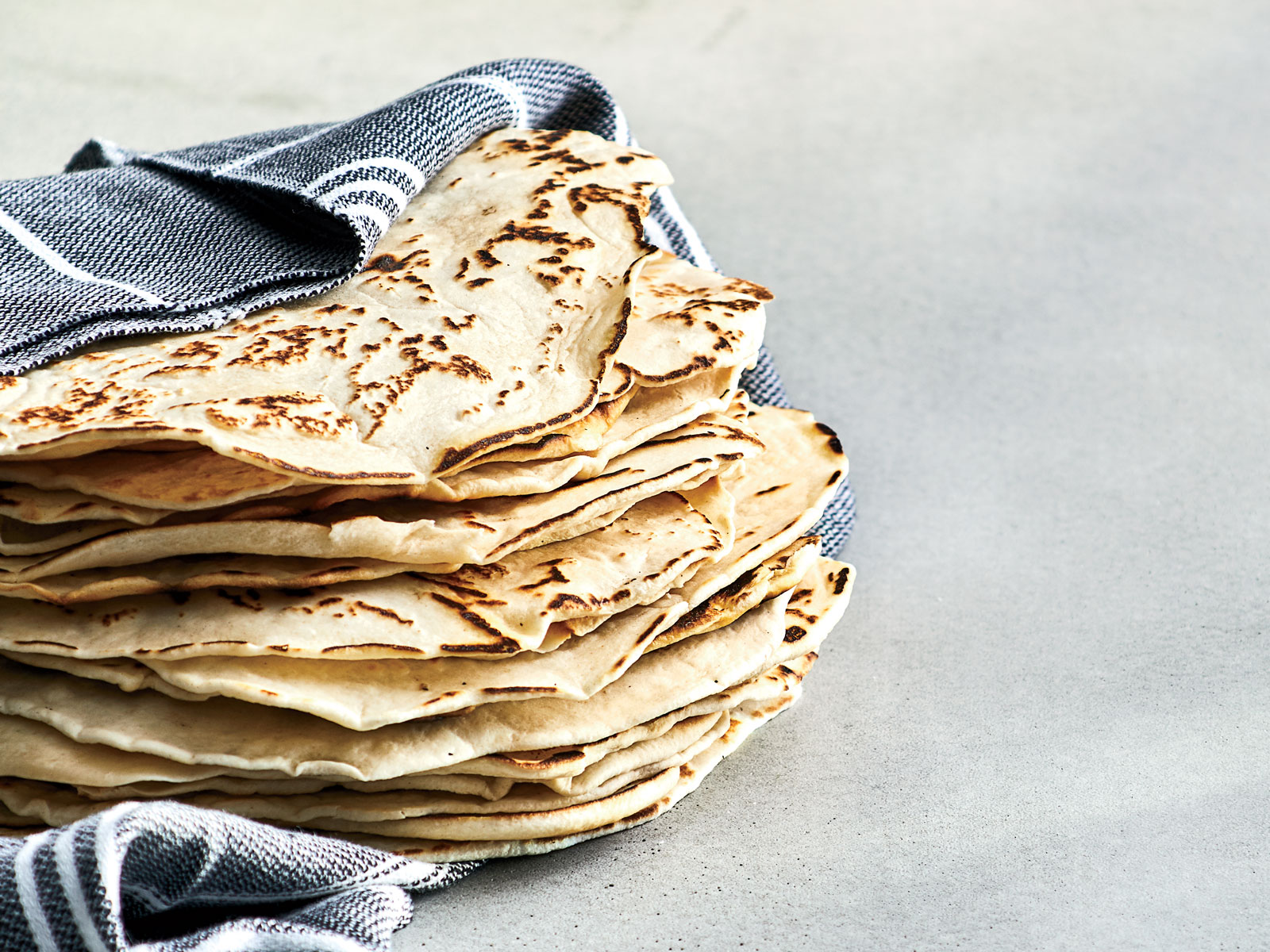 Tex-Mex Flour Tortillas