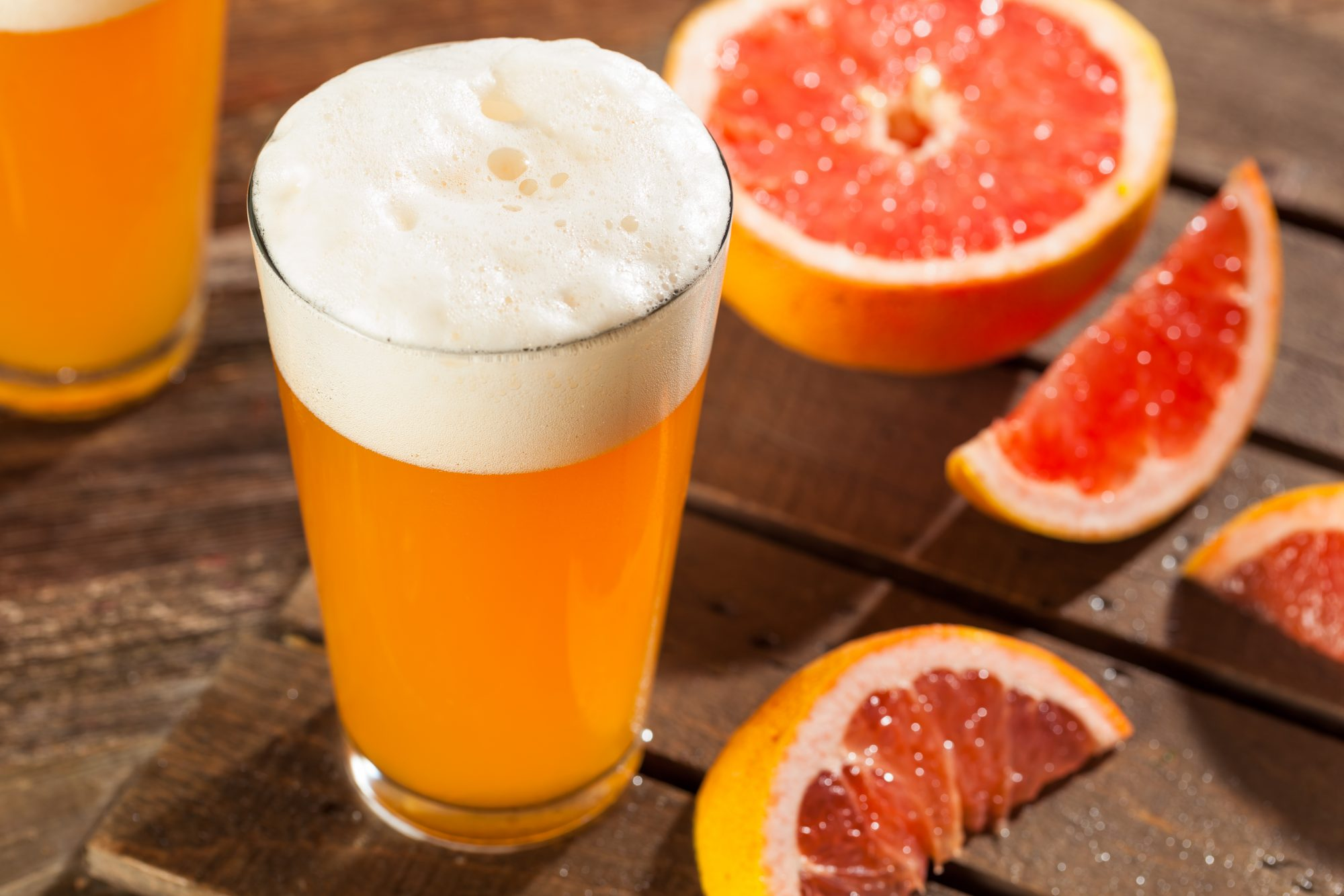 grapefruit-beer
