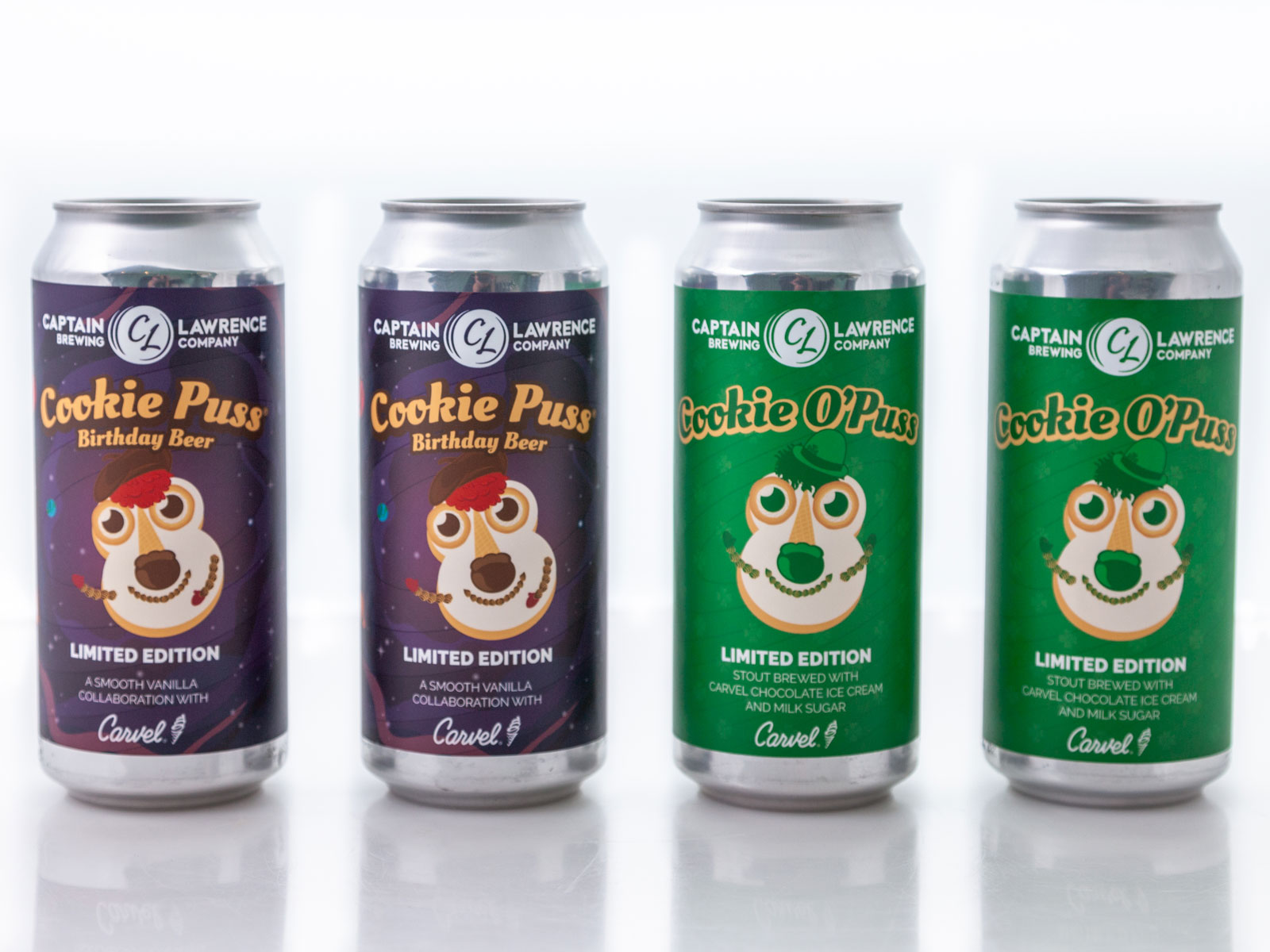 Cookie Puss Beers