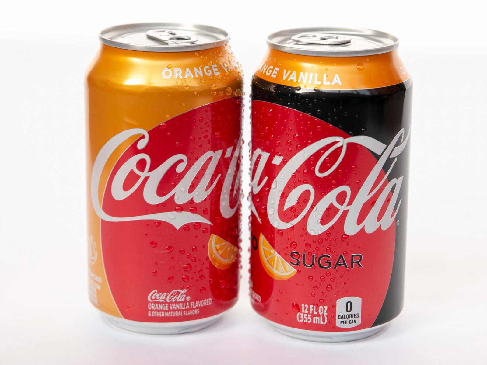 Orange Vanilla Coke